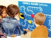 Panneaux ludiques muraux - Pour les enfants de 2 à 10 ans