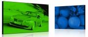 Panneaux lumineux LED - Hauteur 27 cm à 178 cm - largeur 91 cm à 1085 cm