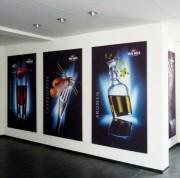 Panneaux muraux acoustiques - Réalisation sur mesure