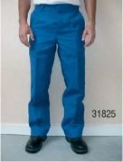 Pantalon bleu de travail - Taille : 52 - 2 poches italiennes