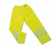 Pantalon de signalisation imperméable - Tailles disponibles : S/M/L/XL/XXL