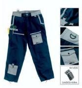 Pantalon de travail multipoches Taille S à XXXL - Tailles: S - M - L - XL - XXL - XXXL