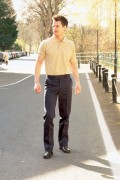 Pantalon de travail pour homme 35% coton - Tailles (cm) : de 38 à 62