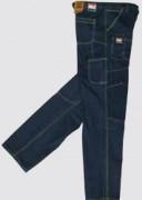 Pantalon de travail renfort genoux - Taille disponible : du 44 à 64