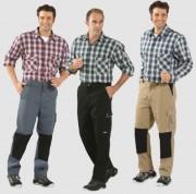 Pantalon de travail résistant - Tailles disponibles : De 38 à 60