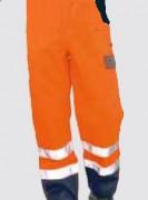 Pantalon haute visibilité bicolore