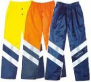 Pantalon haute visibilité en polyester - Taille disponible : Du S au XXXXL