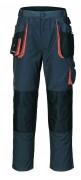 Pantalon professionnel taille 38 à 54 - Dessus : 65% polyester et 35% coton