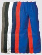 Pantalon travail homme polyester coton - Matière : Polyester/ coton (65/35) - Tailles : 38 à 66