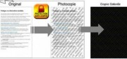 Papier anti-copie sécurié - Contre le risque de copie ou de falisification
