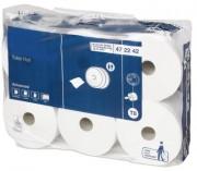 Papier hygiénique en rouleau - Longueur du rouleau : 207 m - Nombre de feuilles : 1150