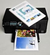 Papier photo magnétique - Prédécoupé en différents formats