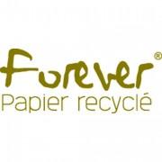 Paquet de 100 sous chemises 80g FLASH format A4 100% RECYCLE fuschia - Exacompta