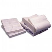 Paquet de 600 lettres de change en continu format 240x12. 3 poses par paravent - LEBON & VERNAY