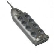 Parafoudre protection des équipements tv - Nombre de prises : 8