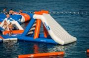 Parc aquatique 340 personnes - Dimensions : L 65 m x l 51 m