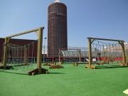 Parcours acrobatique artificiel - Dès l'age de 6 mois