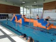 Parcours aquatiques pour enfants - Installation aquatique pour loisirs piscine