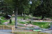 Parcours de mini golf extérieur ou intérieur - Grand Modèle