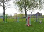Parcours de santé et fitness