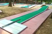 Parcours Mini Golf prestigieux de compétitions - Venant des pays nordiques, assure un caractère distinctif et prestigieux dans tout projet.