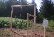 Parcours santé - Disponible en bois, aluminium et acier