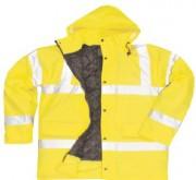 Parka haute visibilité à capuche - Taille : du XS au 5XL