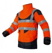 Parka sécurité pour chantier - Tailles : M - L - XL - XXL - XXXL