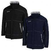 Parka sport anti vent pour homme - Veste d'hiver à traitement hydrofuge et anti vent