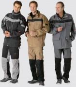 Parka vêtement de travail - Tailles : 42 à 64- Matière : Canvas