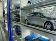 Parking automatique - Systèmes de parkings automatiques