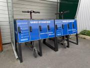 Parking Trottinette  - Station pour garer et recharger vos trottinettes