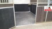 Parois caoutchouc pour box - Univers Equin - Matelas PEGASE sol de Box