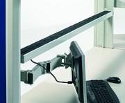 Passe câble horizontal - Charge max (kg) : 10
