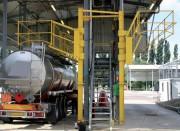 Passerelle abattante pour dôme de véhicule - Certifiée par le TÜV SÜD