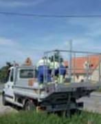 Passerelle amovible pour véhicule - Accès en hauteur