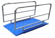 Passerelle de chantier - Dimensions (Lx l) mm 1400x800 - Charge accepté : 500 kg
