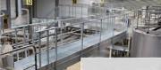 Passerelle industrielle sur mesure - En aluminium