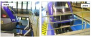Passerelle maintenance ferroviaire - Pour la maintenance Nez de TER
