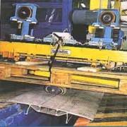 Passerelle pont de chargement en alu - Pour les charges de 3000 à 4000 kg