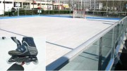Patinoire artificielle - Patinoire ecologique