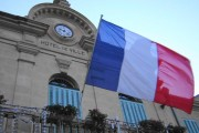 Pavillon drapeau français