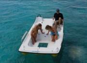 Pédalo à vision sous marine - Capacité : 2 à 5 places