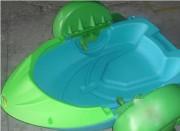 Pédalo de piscine pour enfants - Charge utile maximale : 55 Kg - Dimensions (L x P x H) m : 1.20 x 1.05 x 0.27