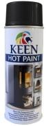 Peinture aérosol haute tempèrature - Résistant à une température de 600°