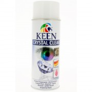 Peinture Aérosol KEEN primaire aluminium - Contenance : 400 ml - Couleur : Gris