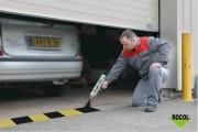 Peinture aérosol marquage au sol - Capacité utile de 750 ml