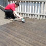 Peinture antidérapante pour sol bois - Antiglisse Spécial Bois Premium