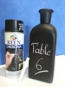 Peinture ardoise à haute résistance mécanique - Contenance bombe de peinture : 400 ml