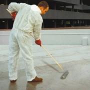 Peinture d'étanchéité pour toiture - Comble les fentes et les fissures jusqu'à 2 mm de large